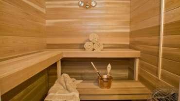 Sauna on Portosanto